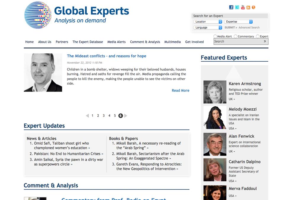 Global Experts